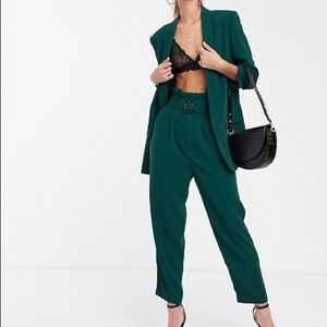 Blazer and Trouser Set
